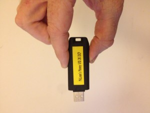 A DCP USB of McLean's Money