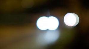 The 24mm's Bokeh with slight chromatic aberration visible.