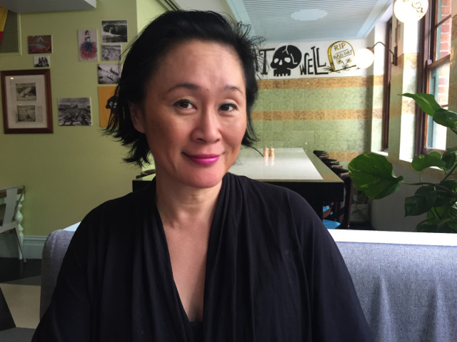 Director Clara Chong